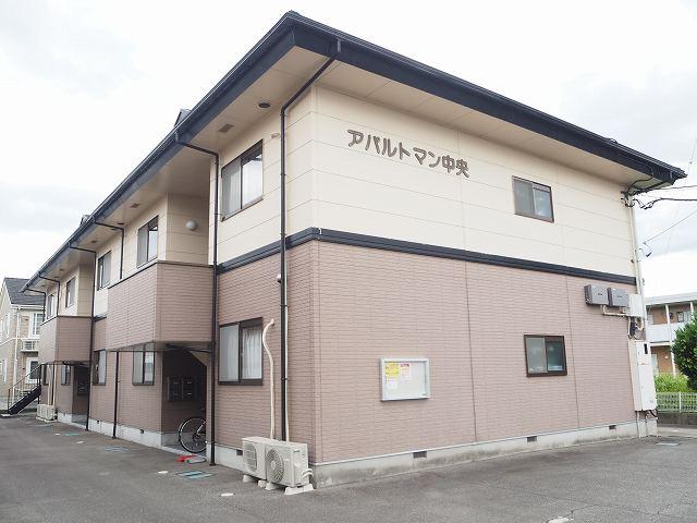 物件番号: 1110309978 アパルトマン中央  富山市婦中町田島 2DK アパート 外観画像