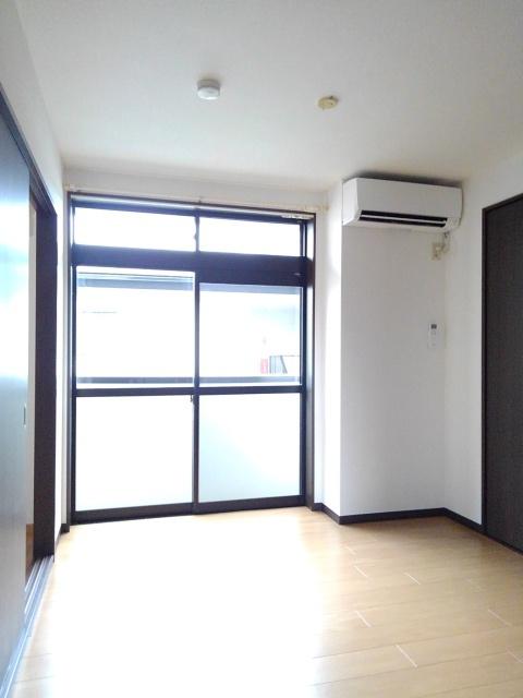 物件番号: 1110309394 ウイステリアA 富山市開 3DK アパート 写真2