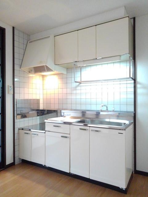 物件番号: 1110309394 ウイステリアA 富山市開 3DK アパート 写真3