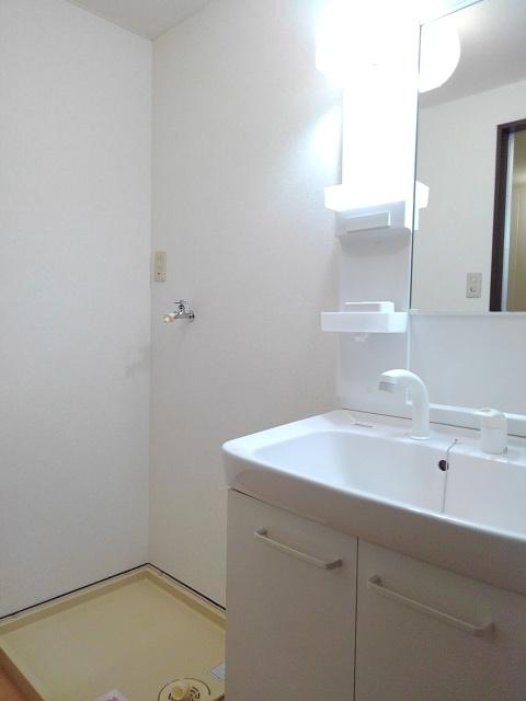 物件番号: 1110309394 ウイステリアA 富山市開 3DK アパート 写真9