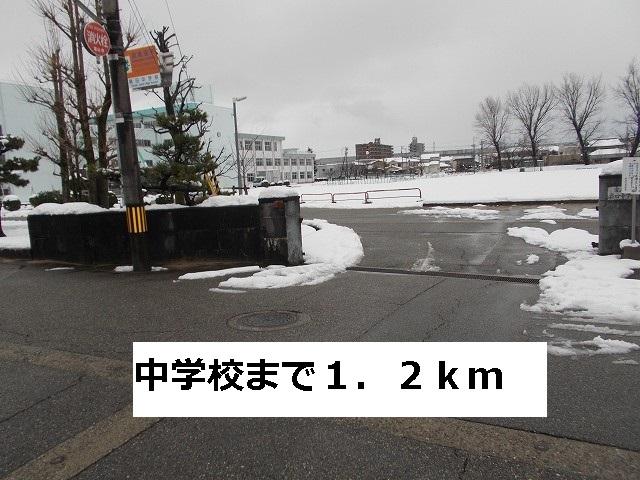 物件番号: 1110309399 メゾンクレスト  富山市上赤江町2丁目 1LDK アパート 画像17