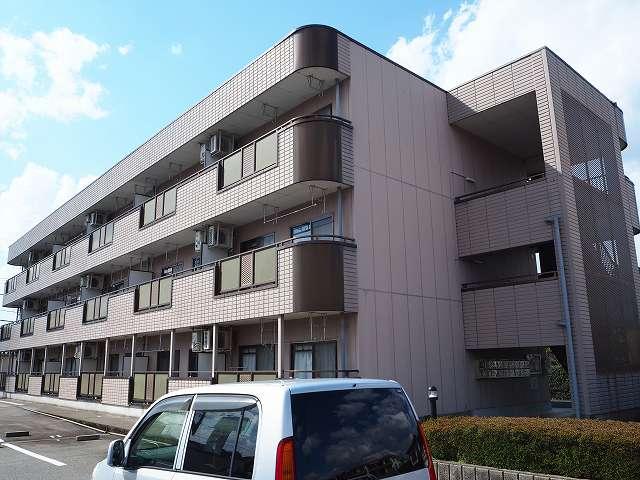 物件番号: 1110309980 ウインベル赤田  富山市赤田 2DK マンション 外観画像