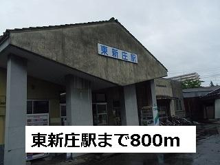 物件番号: 1110309411 ノーヴァⅠ  富山市富岡町 2LDK アパート 画像13