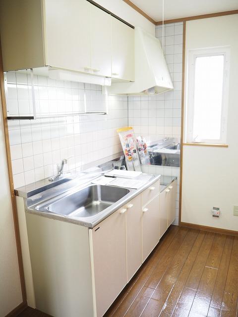 物件番号: 1110309424 リバーサイド・ドリームⅠ  富山市西荒屋 2LDK アパート 画像2