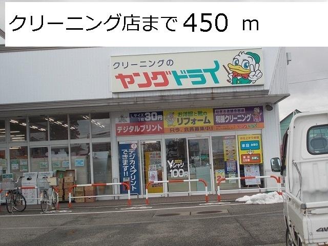 物件番号: 1110309901 ヴィラ・ノールB  富山市太田 1LDK アパート 画像14