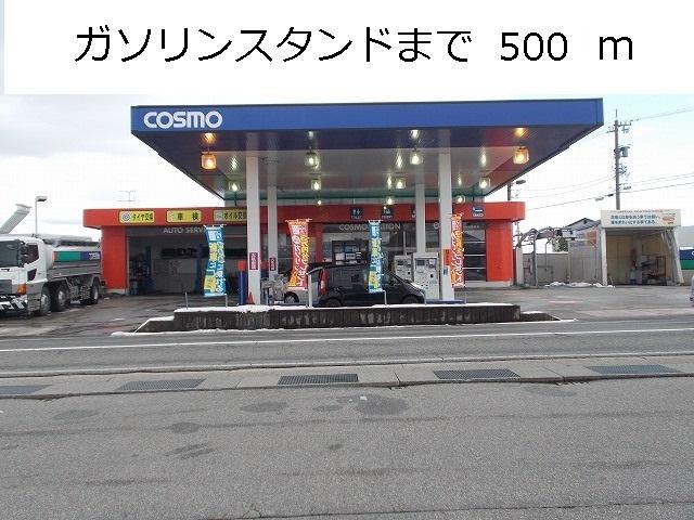 物件番号: 1110309901 ヴィラ・ノールB  富山市太田 1LDK アパート 画像18