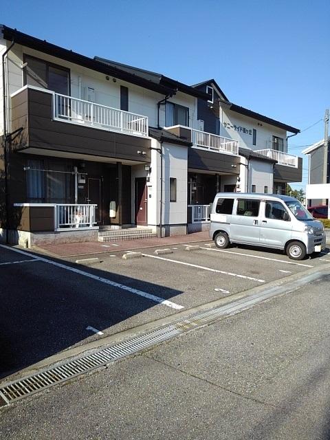 物件番号: 1110309432 サニーサイド松ケ丘  富山市山室荒屋 2DK アパート 画像11