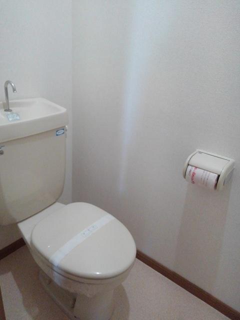 物件番号: 1110309432 サニーサイド松ケ丘  富山市山室荒屋 2DK アパート 画像8