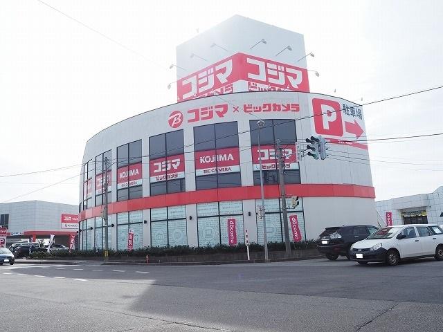 物件番号: 1110309438 ドムス・コンドゥクターA  富山市中川原 2DK アパート 画像16