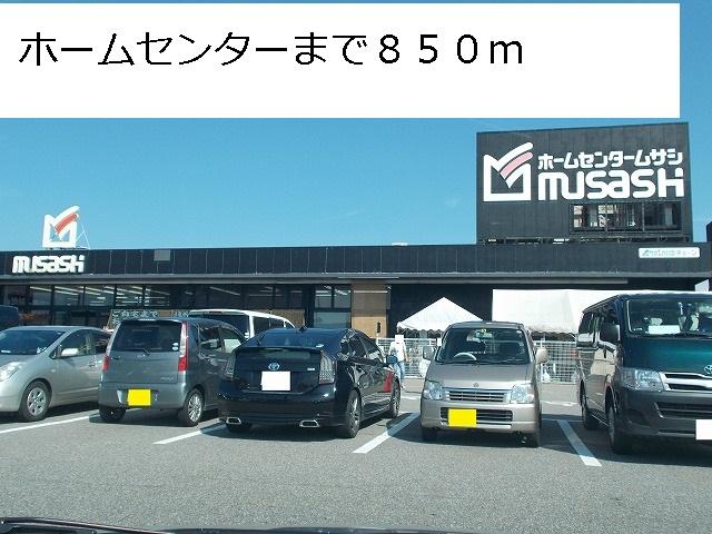 物件番号: 1110309459 グランディールⅢ  富山市山室荒屋 2LDK アパート 画像15