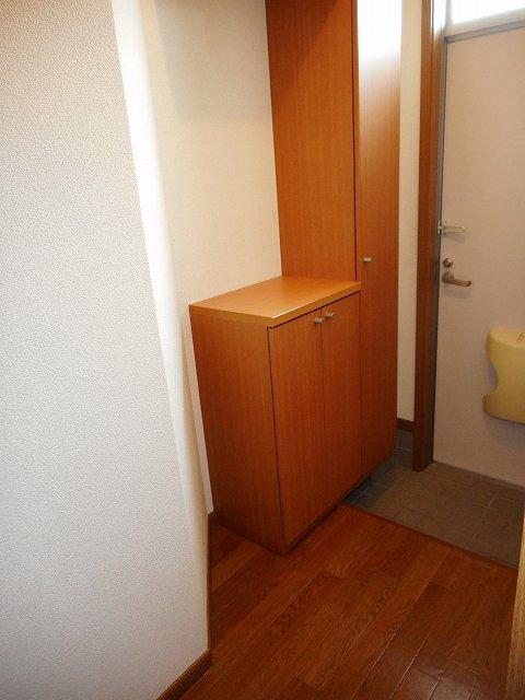 物件番号: 1110310151 グランディールⅣ 富山市山室荒屋 2LDK テラスハウス 写真11
