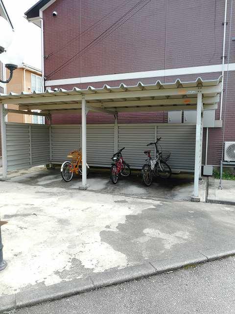 物件番号: 1110310151 グランディールⅣ 富山市山室荒屋 2LDK テラスハウス 写真12