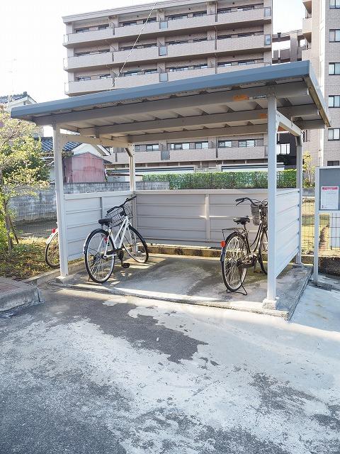 物件番号: 1110310229 モワメーム 富山市窪本町 1K アパート 写真12