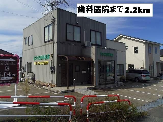 物件番号: 1110309943 ヴィラ・アミティⅢ  富山市西荒屋 2LDK アパート 画像18