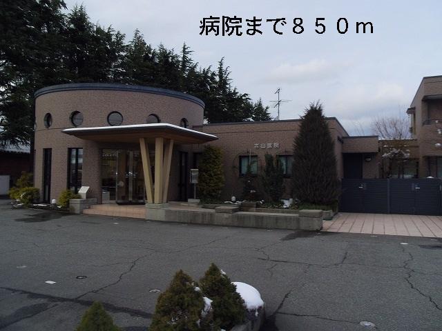 物件番号: 1110309462 ファンタジーアA  富山市下大久保 2DK アパート 画像17