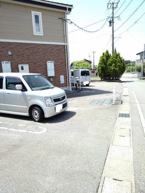 物件番号: 1110310083 プルミエ・アムールⅣ 富山市八尾町杉田 1LDK アパート 写真11