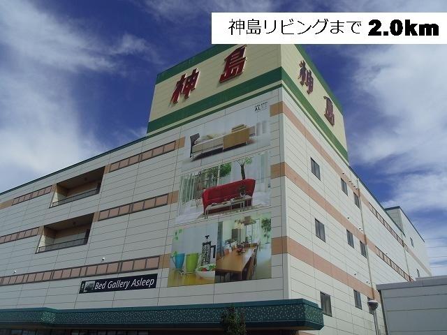 物件番号: 1110309904 ヴィラ・アミティⅤ  富山市西荒屋 1LDK アパート 画像5