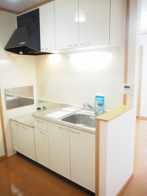 物件番号: 1110309496 サニーパティオⅡ  富山市長江4丁目 1K アパート 画像2