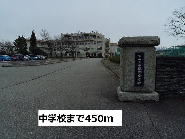 物件番号: 1110309497 サニーパティオⅡ  富山市長江4丁目 1K アパート 画像13
