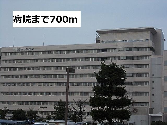 物件番号: 1110309497 サニーパティオⅡ  富山市長江4丁目 1K アパート 画像14