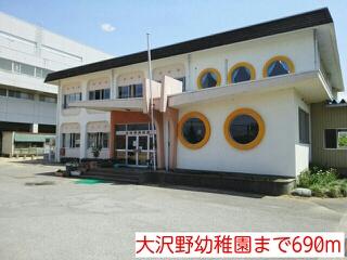 物件番号: 1110309499 ベルズかたかごB 富山市八木山 2DK アパート 写真3