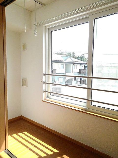 物件番号: 1110309910 ヴィル・フォーレⅢ  富山市本郷町 1LDK アパート 画像5