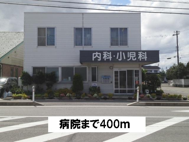物件番号: 1110309910 ヴィル・フォーレⅢ  富山市本郷町 1LDK アパート 画像14