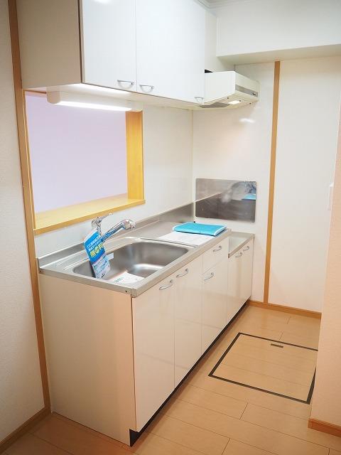物件番号: 1110309507 プラシードT・Ⅱ  富山市高屋敷 2LDK アパート 画像2