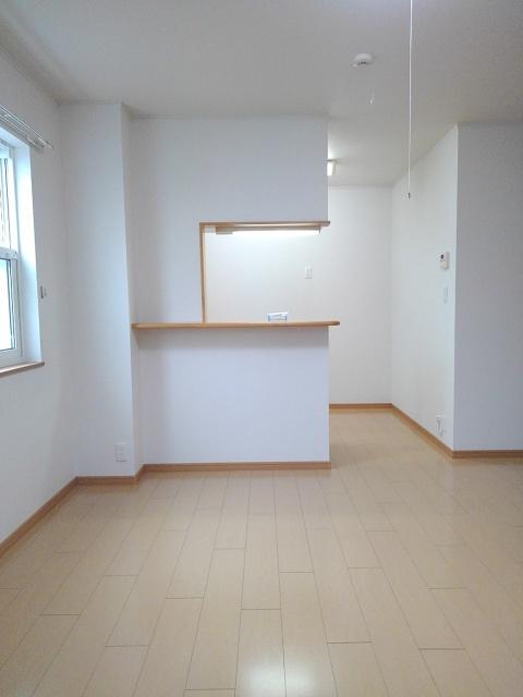 物件番号: 1110309510 グレイシャス  富山市西新庄 1K アパート 画像4