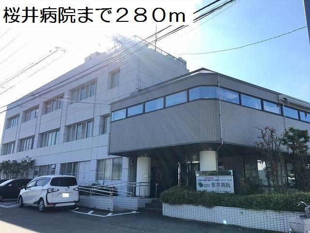 物件番号: 1110309522 モアステージⅦA  富山市小杉 2LDK アパート 画像15