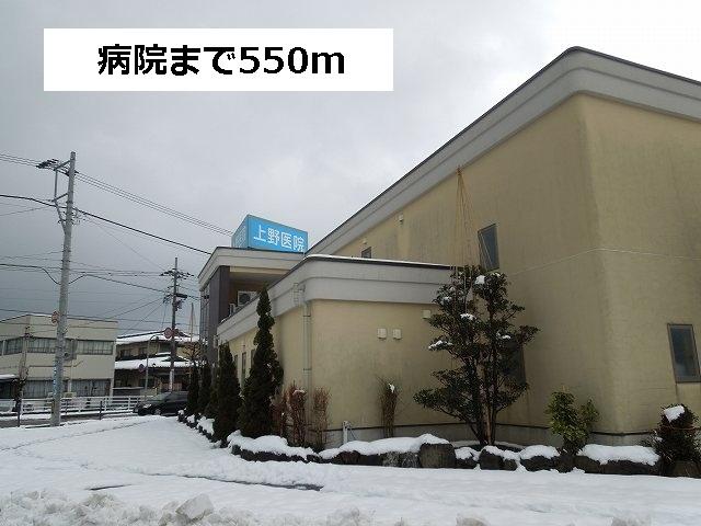物件番号: 1110309884 レスコアーヌ  富山市千代田町 1K アパート 画像3