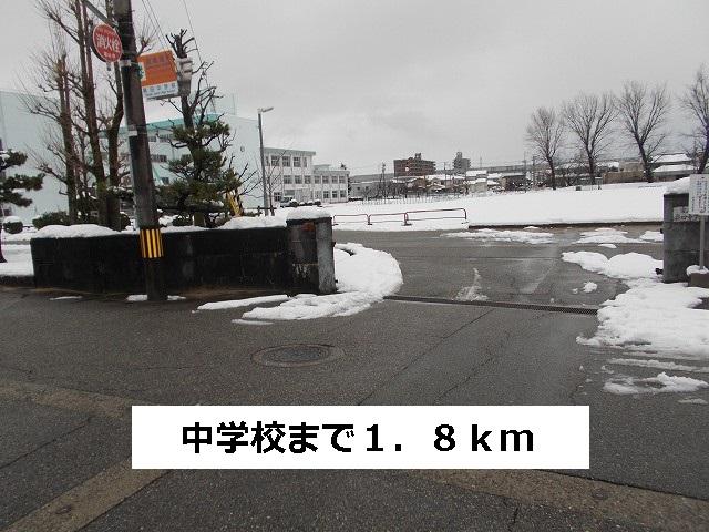 物件番号: 1110309884 レスコアーヌ  富山市千代田町 1K アパート 画像6