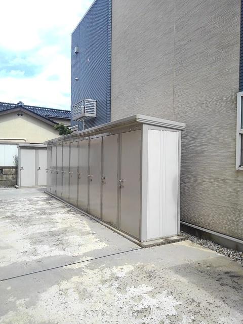 物件番号: 1110309532 クロンドールⅡ  富山市布瀬本町 1K アパート 画像12
