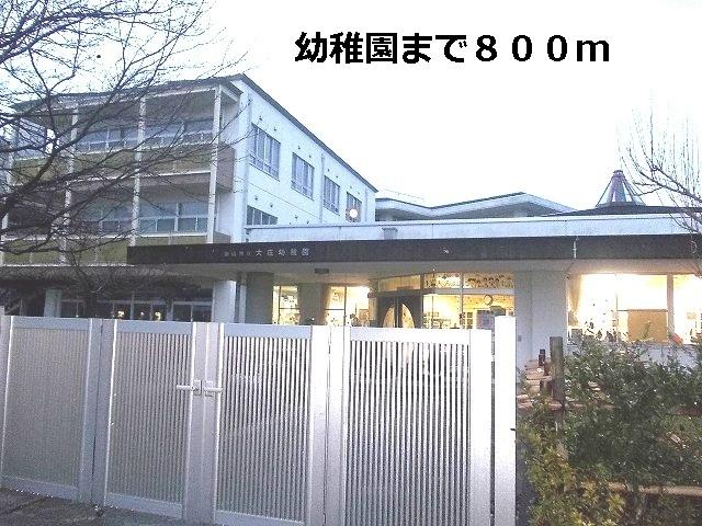 物件番号: 1110310162 ウインベル大山Ⅰ 富山市田畠 2LDK アパート 写真3