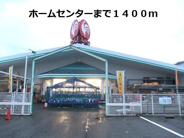 物件番号: 1110310162 ウインベル大山Ⅰ 富山市田畠 2LDK アパート 写真5