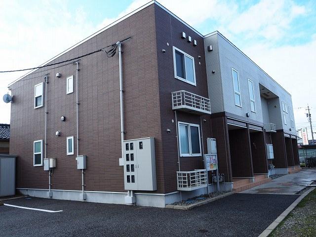 物件番号: 1110310233 ヴィー・ボヌール 富山市四方荒屋 2DK アパート 外観写真
