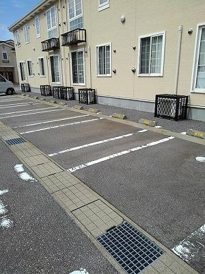 物件番号: 1110310250 エトワールA 富山市西荒屋 2LDK アパート 写真11