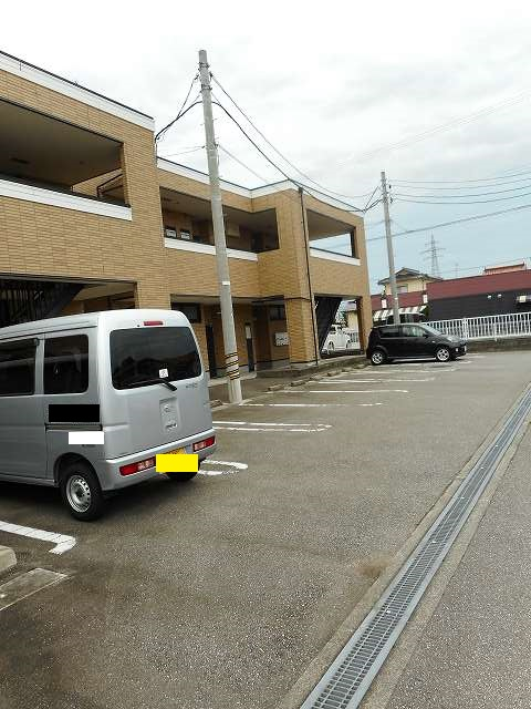物件番号: 1110309966 アンソレイユB  富山市婦中町速星 1K アパート 画像10