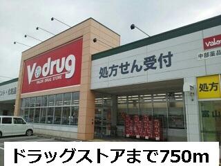 物件番号: 1110309966 アンソレイユB  富山市婦中町速星 1K アパート 画像15