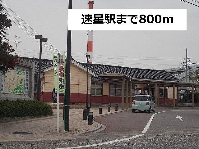 物件番号: 1110309966 アンソレイユB  富山市婦中町速星 1K アパート 画像16