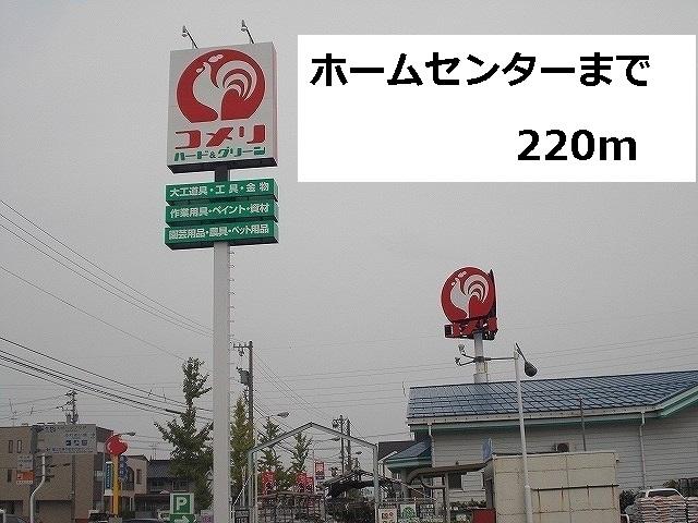 物件番号: 1110309966 アンソレイユB  富山市婦中町速星 1K アパート 画像17