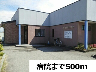 物件番号: 1110309946 ヴィー・ボヌールⅡ 富山市四方 2LDK アパート 写真15