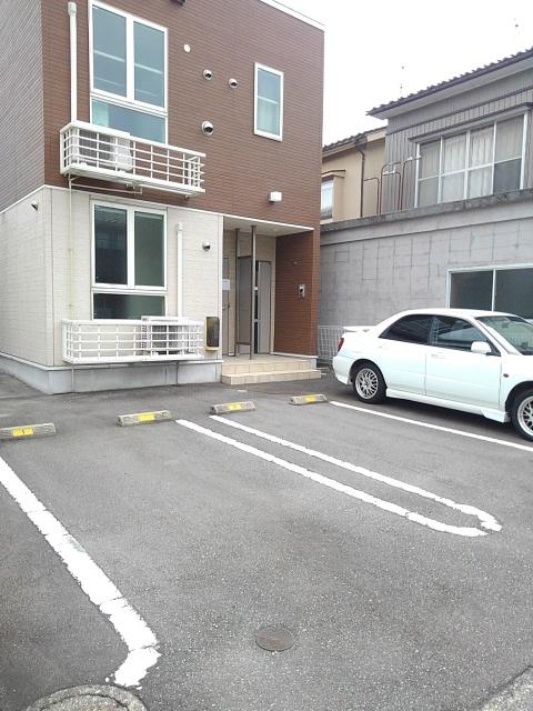 物件番号: 1110309554 グランMIKI 1  富山市清水町8丁目 1LDK アパート 画像10