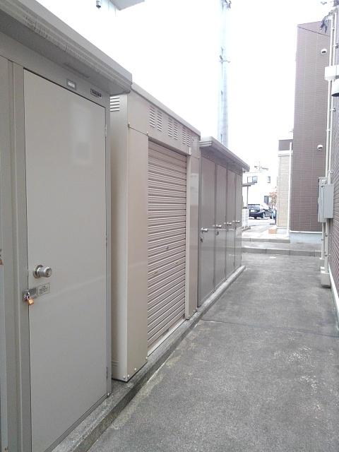 物件番号: 1110309554 グランMIKI 1  富山市清水町8丁目 1LDK アパート 画像12