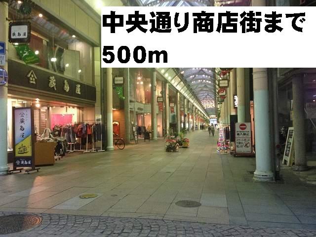 物件番号: 1110309554 グランMIKI 1  富山市清水町8丁目 1LDK アパート 画像16