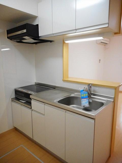 物件番号: 1110310040 シャルマン Ⅱ 富山市山室荒屋 1K アパート 写真3