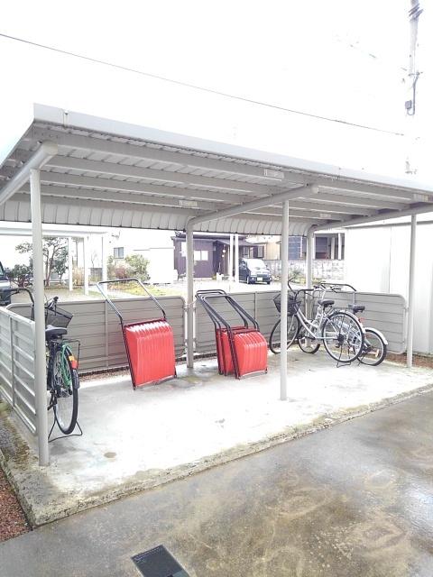物件番号: 1110310102 アン ディマンシェ D 富山市萩原 1LDK アパート 写真12