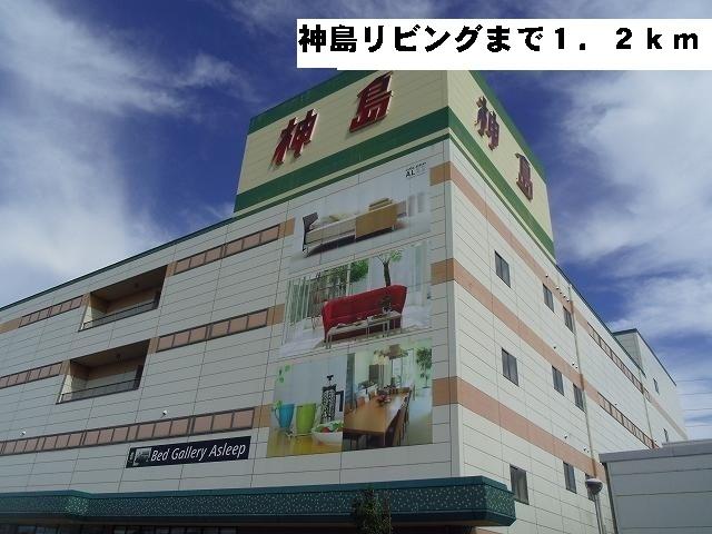 物件番号: 1110310102 アン ディマンシェ D 富山市萩原 1LDK アパート 写真19