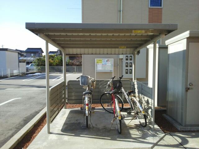 物件番号: 1110309987 ドゥ・ステージアⅢ 富山市永久町 1LDK アパート 写真12