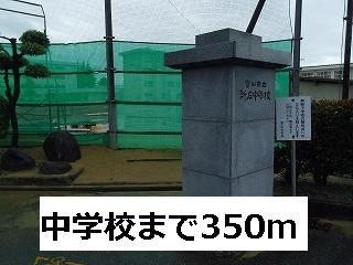 物件番号: 1110309578 ベルフォールⅣ  富山市常盤台 1LDK アパート 画像14